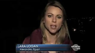 Illustration for article titled CBS Reporter Lara Logan Sexually Assaulted In Egypt