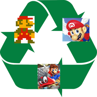 Illustration for article titled The Recycling Epidemic In Gaming And Other Media