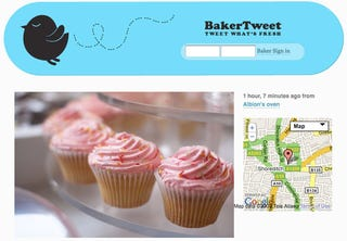 Illustration for article titled BakerTweets Are the Most Delicious Tweets Ever