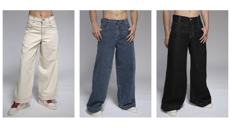 Illustration for article titled A New Pair of JNCOs Could Set You Back $350 [Updated]