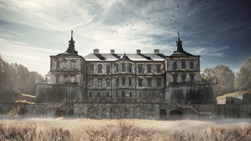 9 Of The Most Fascinating Abandoned Mansions From Around