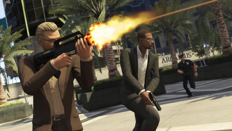 Illustration for article titled Heists Coming to GTA Online This Spring