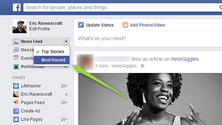 "Illustration for article titled How to Bring Back Facebook's ""Most Recent"" View in the News Feed"