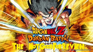 Illustration for article titled Dragon Ball Z: Dokkan Battle - the NotGoodForReview