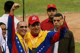 Illustration for article titled Great News! Venezuelan government funding may end for Maldonado