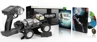 Illustration for article titled Call of Duty: Black Ops Special Edition Includes Video Surveillance Vehicle