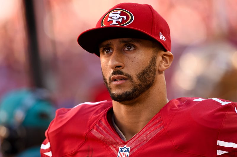 Colin KaepernickThearon W. Henderson/Getty Images