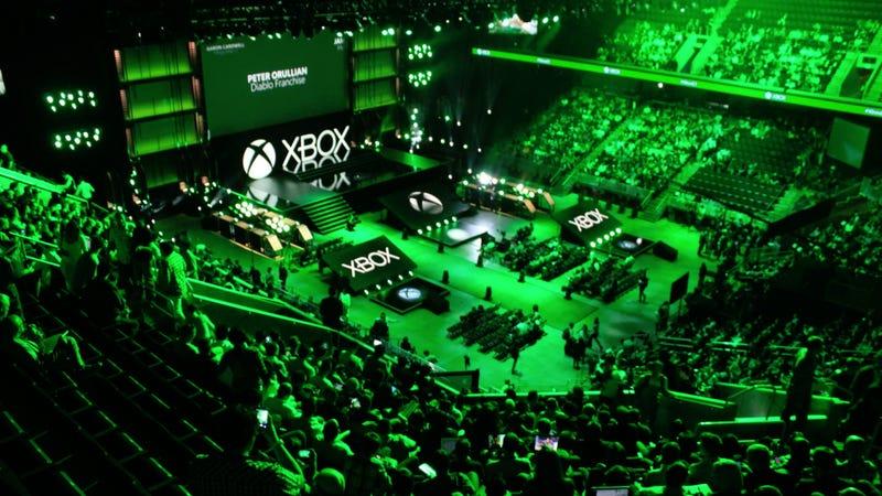 Illustration for article titled Sigue en directo la conferencia de Xbox en el E3 2016