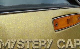 Illustration for article titled If It's Friday, This Must Be The Mystery Car