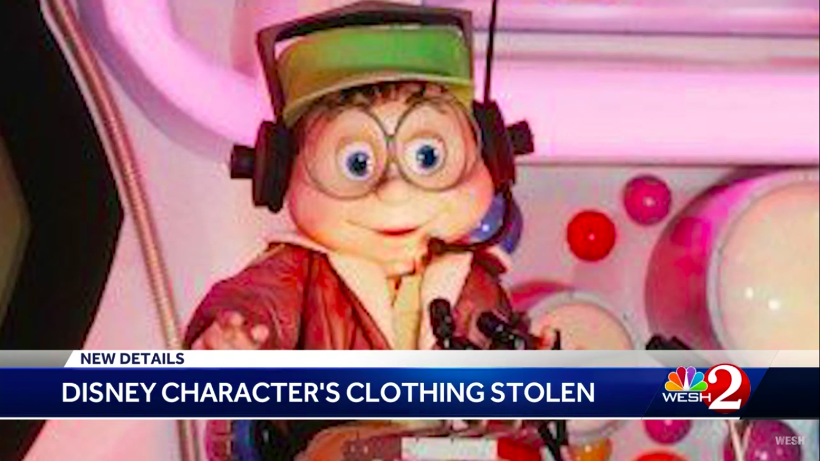 QnA VBage Disney World Fans Demand Justice for Animatronic Robot Robbed of His Hands and Clothes