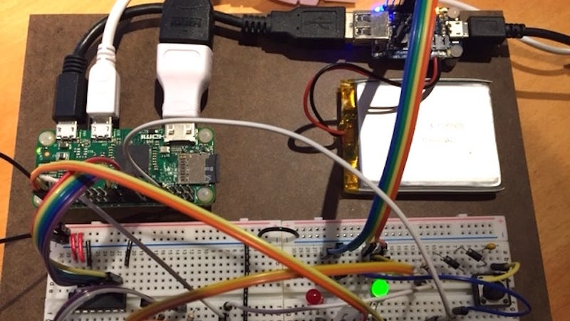 Pi Power Simplifies Managing Power On Mobile Raspberry Pi Projects