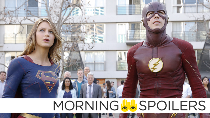 Illustration for article titled Could The Flash's Next Season Have Major Implications For Supergirl?