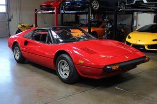 Illustration for article titled 1979 Ferrari 308 GTS for $53,995