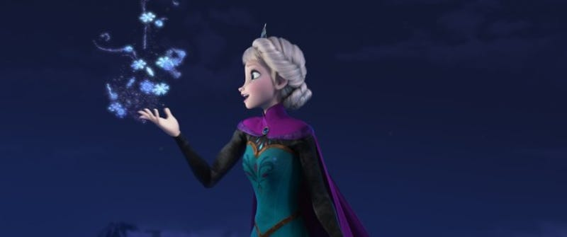 """Illustration for article titled There's a 4-year-old singing """"Let it Go"""""""