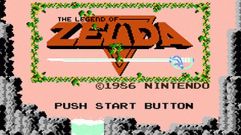 Illustration for article titled The Legend Of Zelda