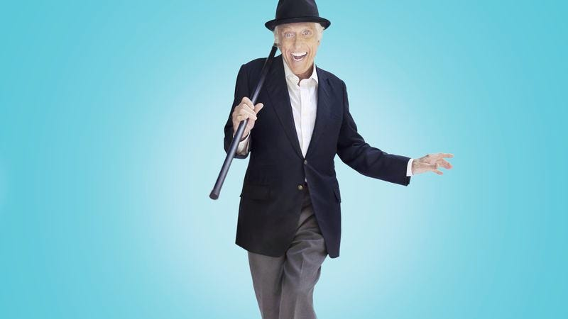 Illustration for article titled Dick Van Dyke talks to one of our grandmas about his new book on aging, Keep Moving