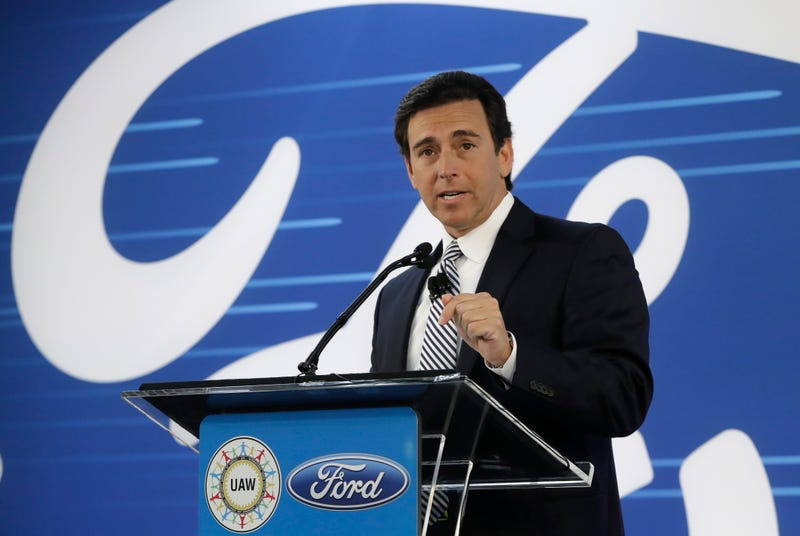 Ford CEO's Biggest Concern About Self-Driving Cars Is Something That Will Obviously Happen