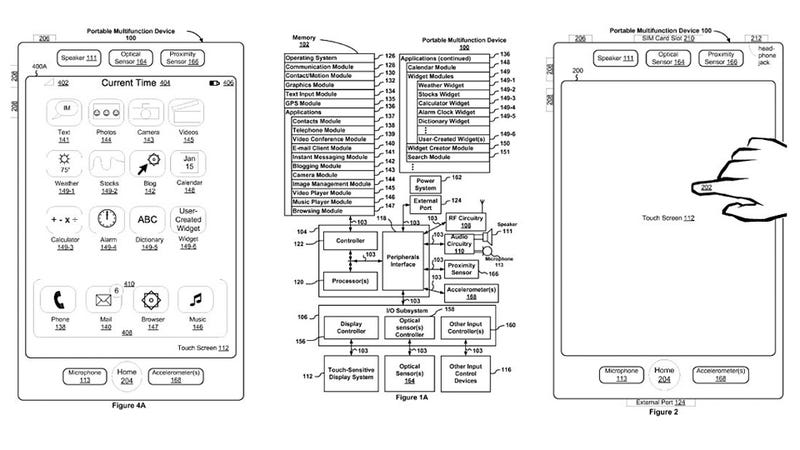 Illustration for article titled Apple Now Owns the Patent On Capacitive Touchscreens [Updated]
