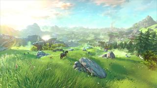 Illustration for article titled El nuevo Zelda se convierte en un impresionante mundo abierto