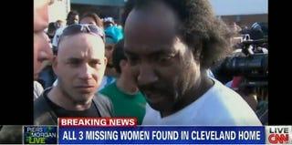 Charles Ramsey talks to CNN. (CNN screenshot)