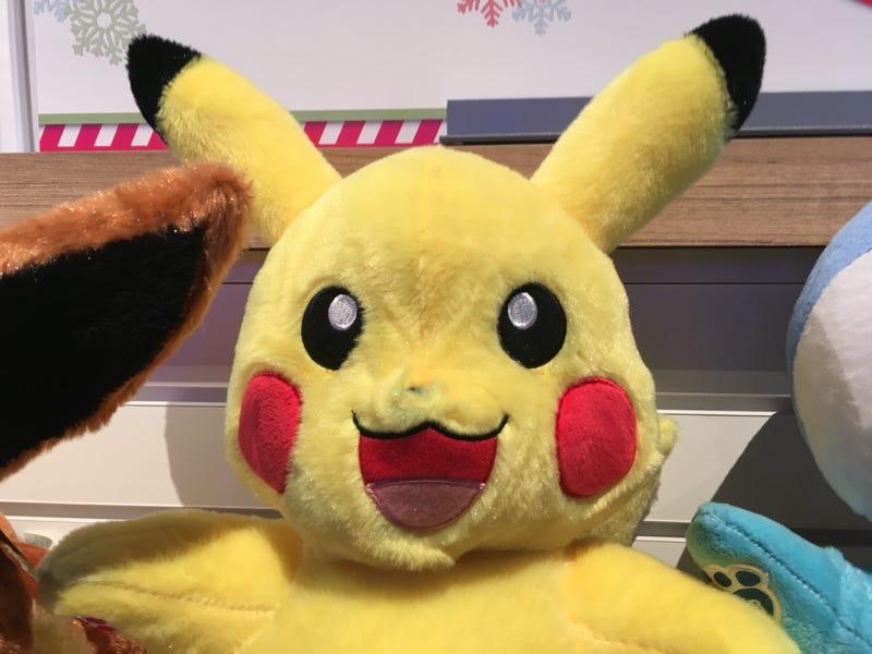 Illustration for article titled Evil Pikachu