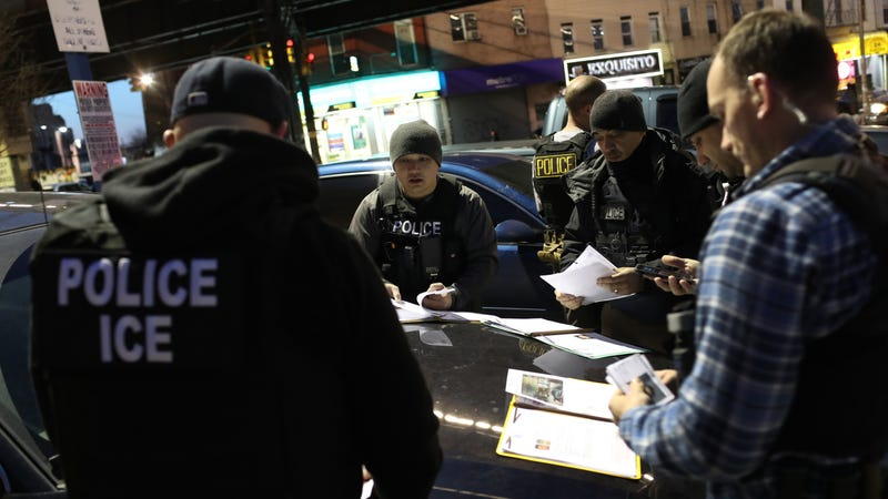 Illustration for article titled ICE Has Dramatically Ramped Up Courthouse Arrests in New York City