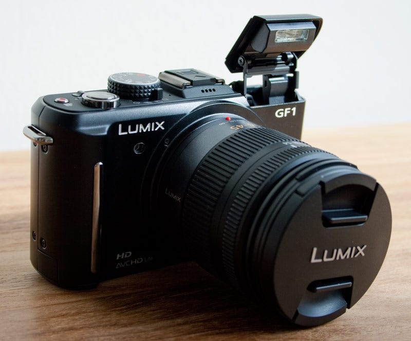 Illustration for article titled Panasonic GF1 Review: I <3 Micro Four Thirds