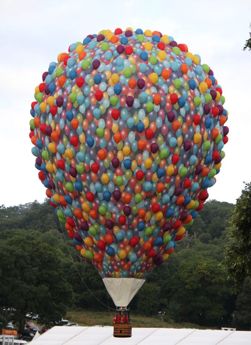 the strangest air balloons to ever grace the skies