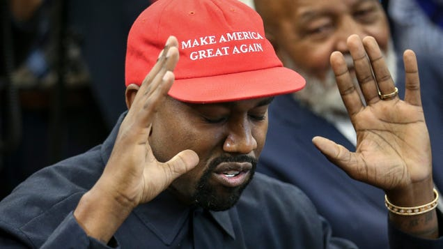 Kanye West says his new album will be out on Friday, but well see