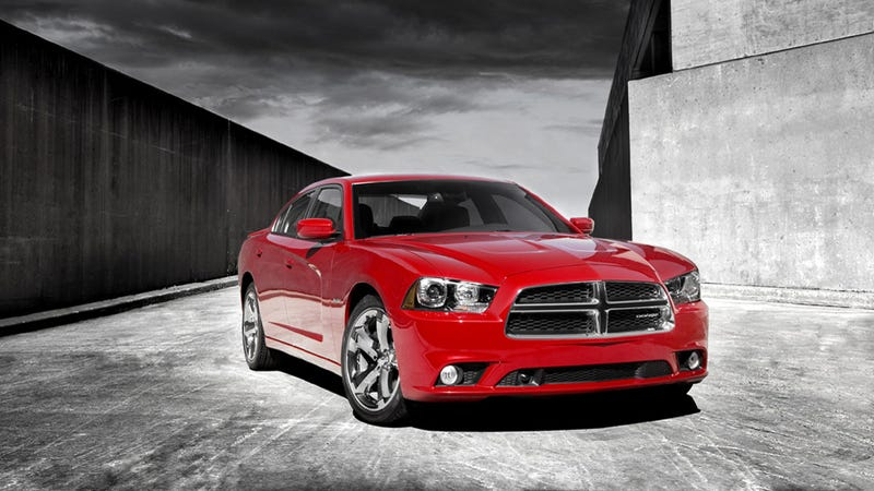 Illustration for article titled 2011 Dodge Charger: First Photos