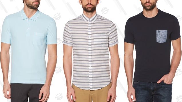 Work on Your Wardrobe With an Extra 40% Off at Original Penguin s Flash Sale