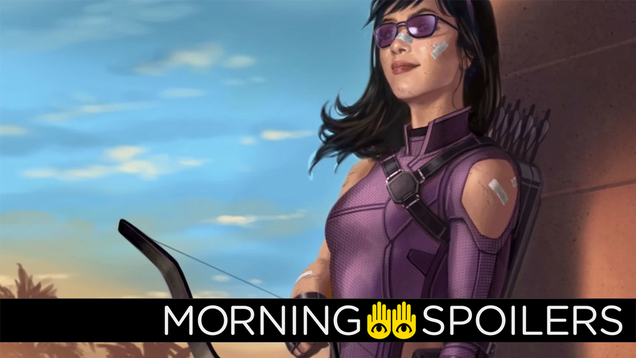 Hawkeye Set Footage Teases the Arrival of Marvel s Next Avenging Archer