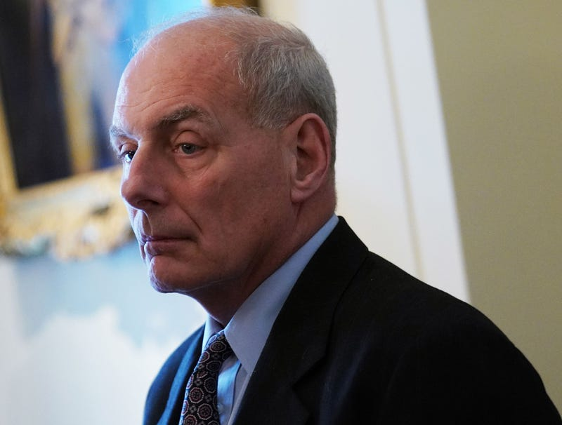 Illustration for article titled John Kelly Hoping Prejudiced Anti-Immigrant Comments Got Him Back On Trump's Good Side