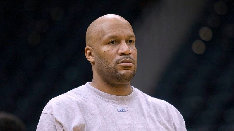 Illustration for article titled Ron Harper Won't Stop Telling People He Was On Dream Team