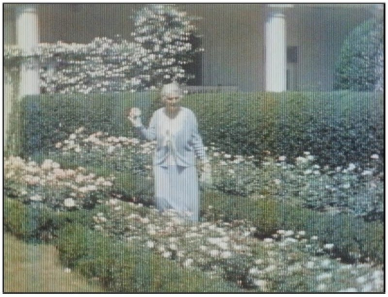 Illustration for article titled Experts find what may be the earliest color film of the White House grounds