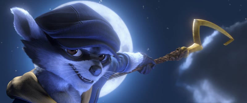Image result for sly cooper movie