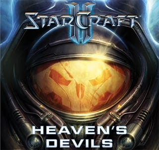 Illustration for article titled StarCraft II Heaven's Devils Book Review: Humble Beginnings