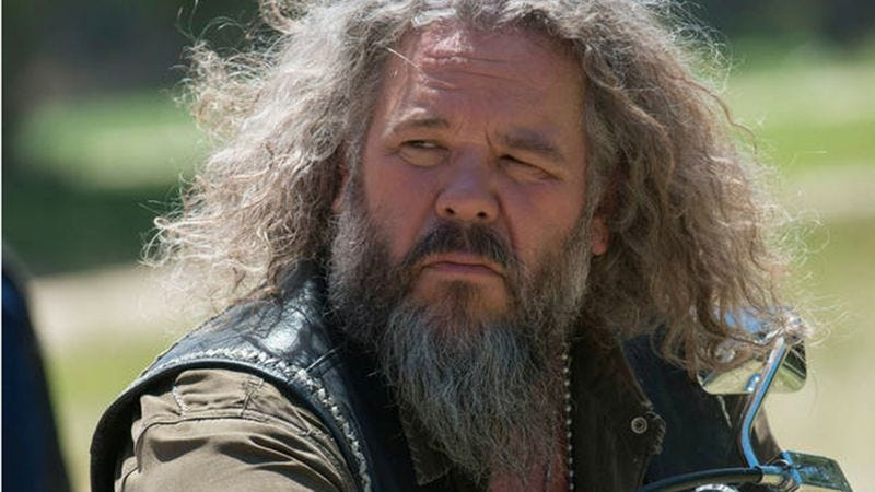 Illustration for article titled Mark Boone Junior on Sons Of Anarchy, Christopher Nolan, and playing a dirty cop