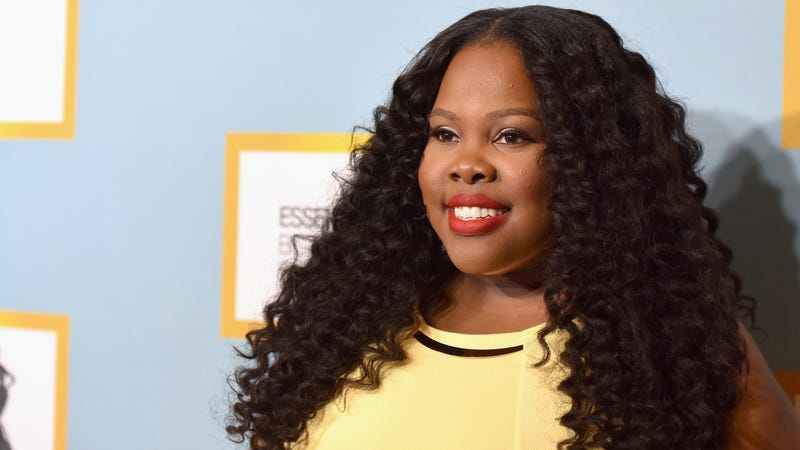 Illustration for article titled Amber Riley Has No Time for Fake Friends