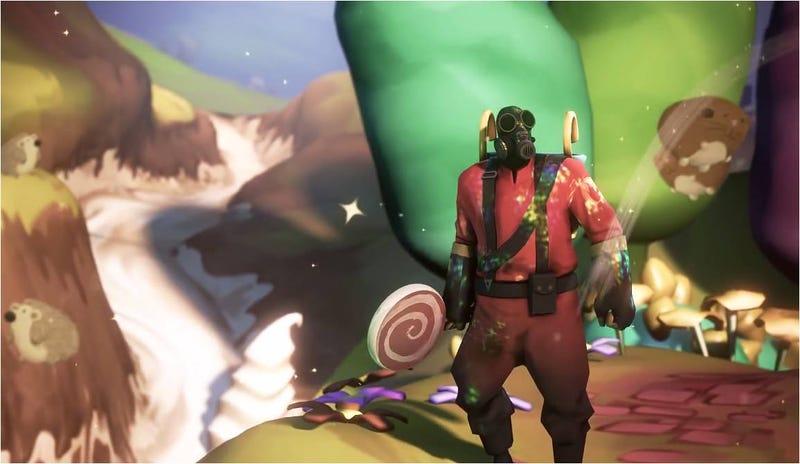 Illustration for article titled Valve muestra 16 de las mejores animaciones de videojuegos del año