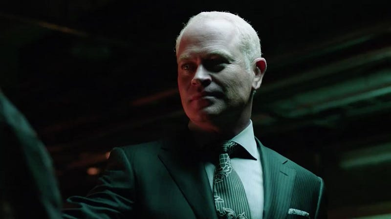 Illustration for article titled On Arrow, Damien Darhk Does What Everyone Except the Characters Knew He Would Do