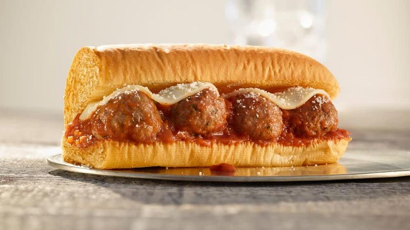 Illustration for article titled Subway embraces faux-meat with Beyond Meatball sub