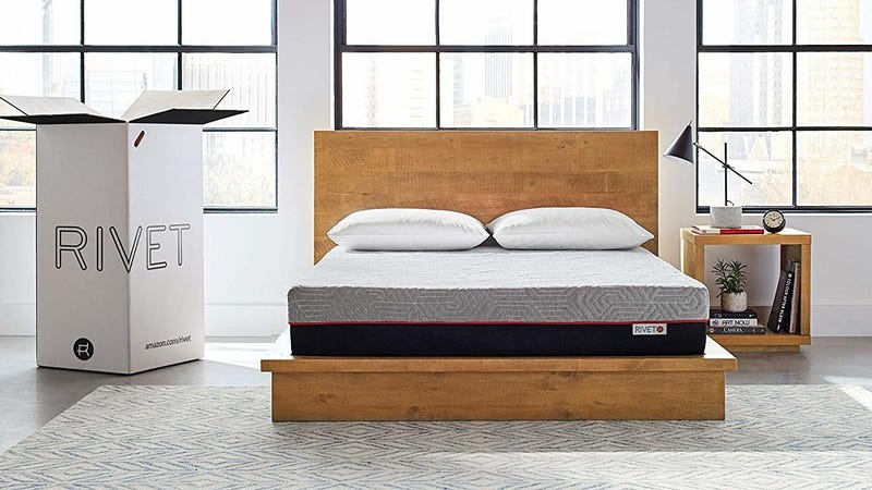 Amazon Brand Rivet Foam Mattresses | $359-$499 | Amazon