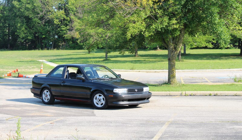 1993 Nissan Sentra SE-R: The Oppositelock Review
