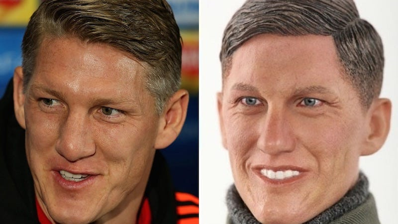 Illustration for article titled Bastian Schweinsteiger To Sue Company Making Nazi Soldier Toy That Looks Like Him