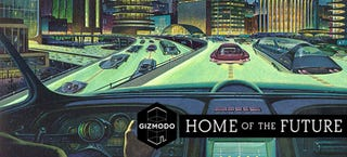 Illustration for article titled Why Does the Home of the Future Look So Retro?