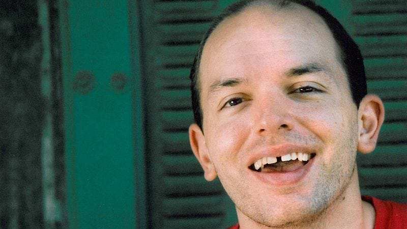 Illustration for article titled Wolfpop curator Paul Scheer programs 24 hours of his favorite podcasts