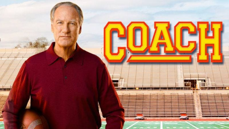 Illustration for article titled NBC has already retired its Coach revival