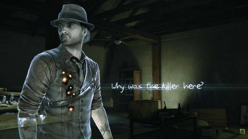 Illustration for article titled Murdered: Soul Suspect makes ghost cigarettes a thing