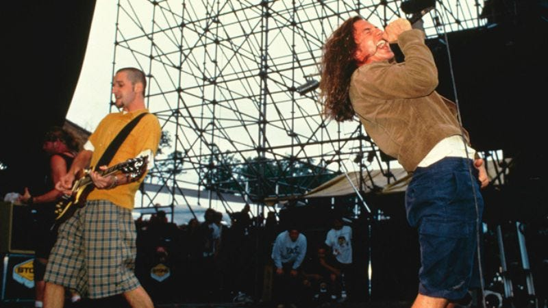 Part 3: 1992: Pearl Jam, the perils of fame, and the trouble with